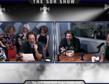 Rain on The SDR Show with Ralph Sutton and Big Jay Oakerson